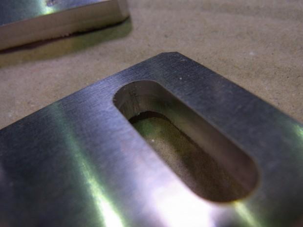 A5052 10 レーザー切断